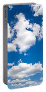 Up In The Sky Portable Battery Charger