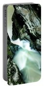 Up The Down Waterfall Portable Battery Charger