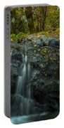 Upper Boulder Creek Falls Portable Battery Charger