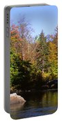 Usa, New York, Adirondack State Park Portable Battery Charger
