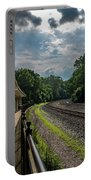 Valley Forge Train Station  Portable Battery Charger
