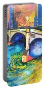Van Gogh Today Portable Battery Charger