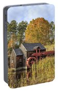 Vermont Grist Mill Portable Battery Charger