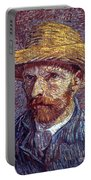Vincent Van Gogh Portable Battery Charger