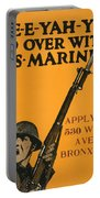 Vintage Recruitment Poster Portable Battery Charger