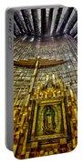 Virgen De Guadalupe 7 Portable Battery Charger