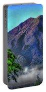 Volcan De Agua, Antigua Guatemala I Portable Battery Charger