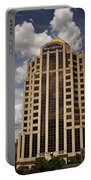 Wachovia Tower Roanoke Virginia Portable Battery Charger