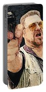 Walter Sobchak Portable Battery Charger