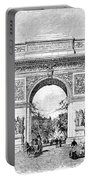 Washington Square Arch Portable Battery Charger