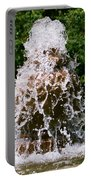 Water Fountain  Portable Battery Charger