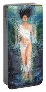 Water Girl Portable Battery Charger