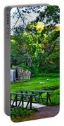 Wayside Inn Grist Mill Portable Battery Charger