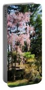 Weeping Cherry Portable Battery Charger