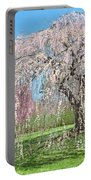 Weeping Cherry Tree Portable Battery Charger