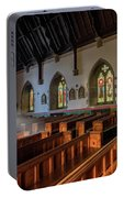 Welsh Church Portable Battery Charger