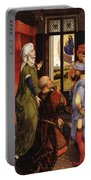Weyden Bladelin Triptych    Portable Battery Charger