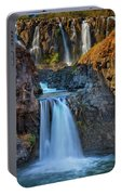 White River Falls State Park Portable Battery Charger