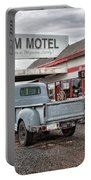 Wigwam Motel Portable Battery Charger