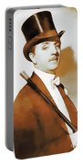 William Powell, Hollywood Legend Portable Battery Charger