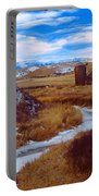 Willow Creek Barn Portable Battery Charger