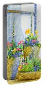 Window Dressing Portable Battery Charger