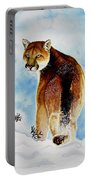 Winter Cougar Portable Battery Charger