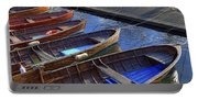Wooden Boats Portable Battery Charger