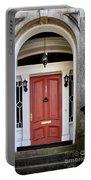 Wooden Door Savannah Portable Battery Charger
