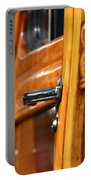 Woodie Handle Portable Battery Charger