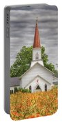 Worshiping Lilies 1 Portable Battery Charger