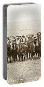 Wyoming: Cowboys, C1883 Portable Battery Charger