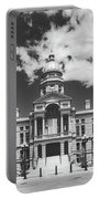 Wyoming State Capitol - Cheyenne Portable Battery Charger