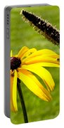 1 Yellow Daisy 2 Yellow Bugs Portable Battery Charger