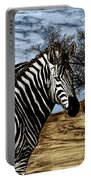 Zebra Outback  Portable Battery Charger