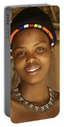 Zulu Maiden Portable Battery Charger