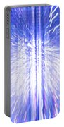Abstract Light Portable Battery Charger