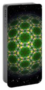 Abstract Planet Portable Battery Charger