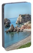 Aphrodite's Rock - Cyprus Portable Battery Charger