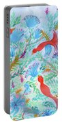 Birds Symphony Portable Battery Charger