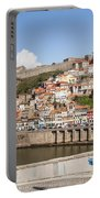 City Of Porto In Portugal Portable Battery Charger