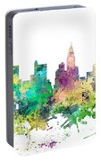 Columbus Ohio Skyline Portable Battery Charger