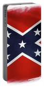 Confederate Flag 10 Portable Battery Charger