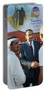 Dubai Travelers Festival Portable Battery Charger