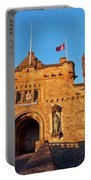 Edinburgh Castle, Scotland Portable Battery Charger