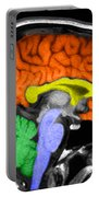 Human Brain Portable Battery Charger