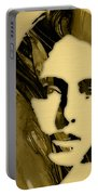 Joan Baez Collection Portable Battery Charger