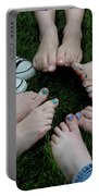 10 Kids Feet Portable Battery Charger