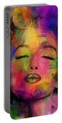 Marilyn Monroe Portable Battery Charger