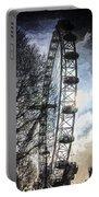 The London Eye Art Portable Battery Charger